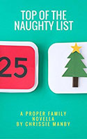 Top of the Naughty List by Chrissie Manby